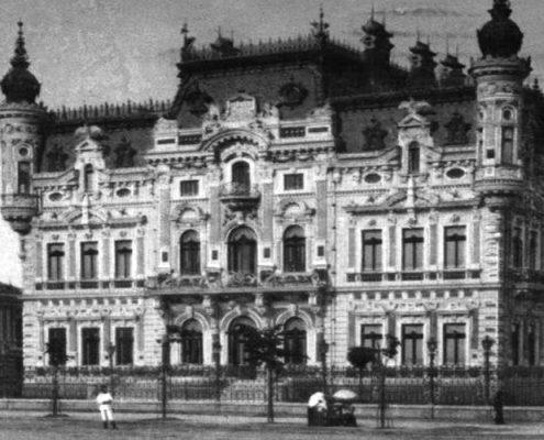 Palatul Sturdza - Bucuresti Centenar