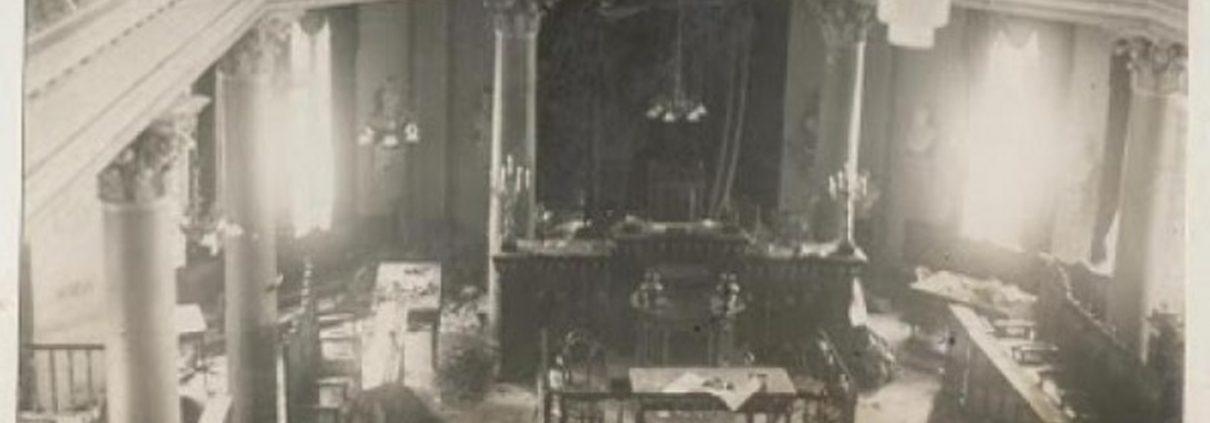 Atentat cu bomba la Senat 1920 - Bucuresti Centenar
