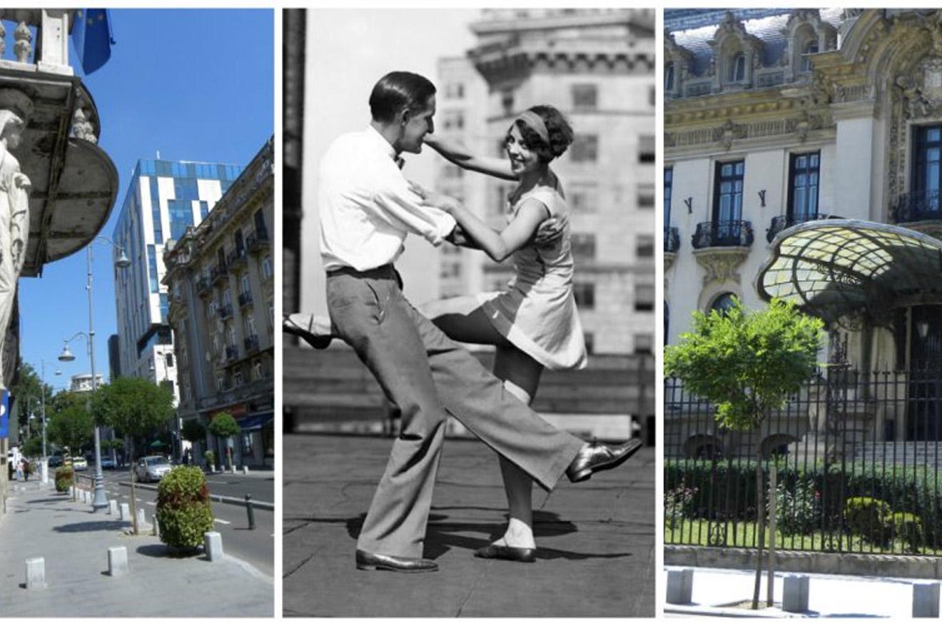 Eveniment Amintiri din Micul Paris - Bucuresti Centenar