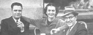 Maurice Negre, Maria Tanase - Bucuresti centenar