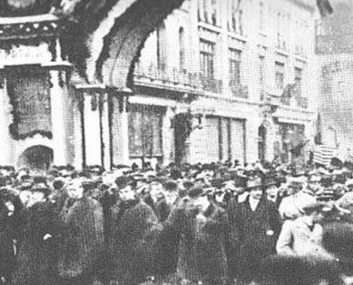 Moastele Sf. Dumitru - Bucuresti Centenar