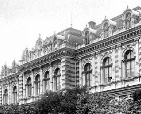 Spitalul Brancovenesc - Bucuresti Centenar