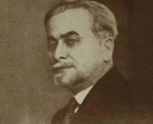 Dem Dobrescu, primarul tarnacop - Bucuresti Centenar