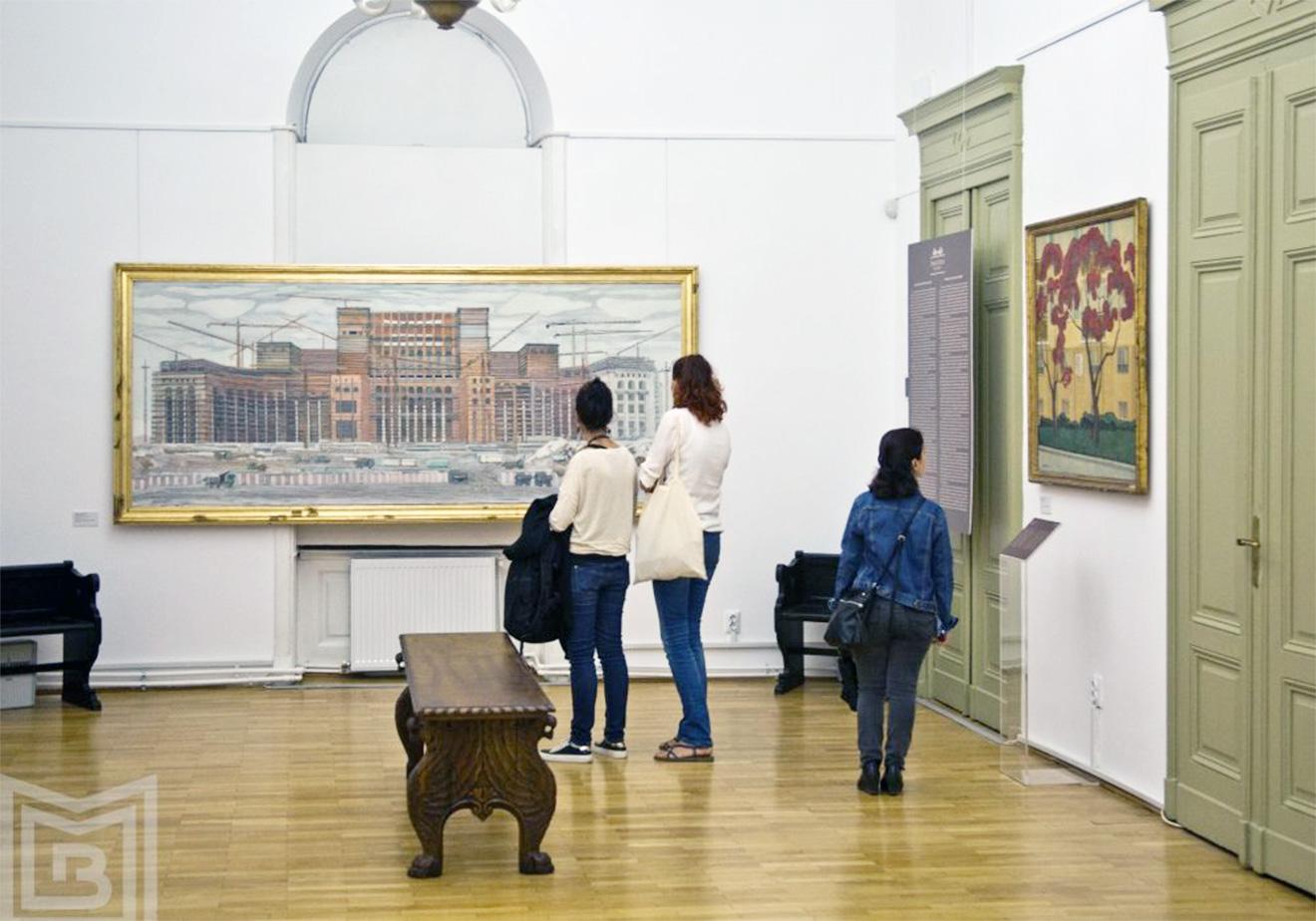 Eveniment - Bucurestiul muzeelor pierdute - Bucuresti Centenar