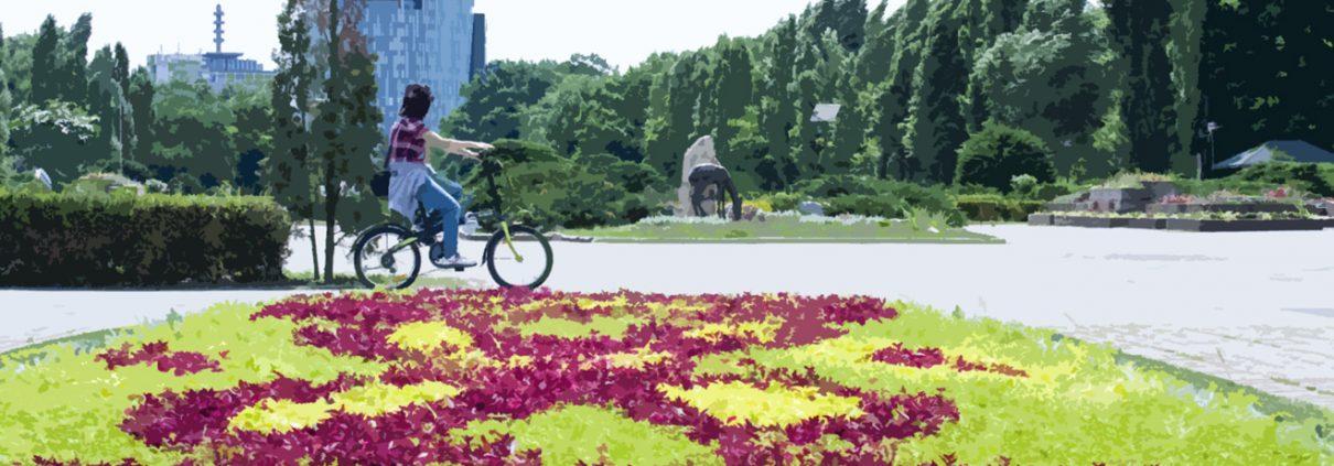Flori pentru toata lumea - Bucuresti Centenar