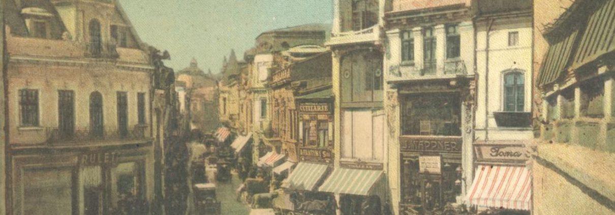 Dulcet cu limonada, Calea Victoriei - Bucuresti Centenar