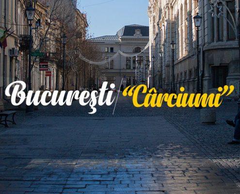Oana Dusmanescu - Bucuresti Centenar