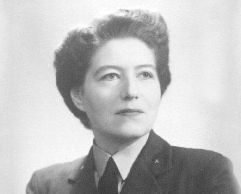 Vera Atkins - Bucuresti centenar