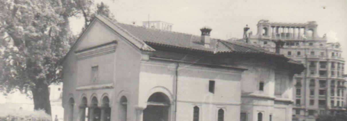 Biserica Sfantul Spiridon Vechi - bucuresti centenar