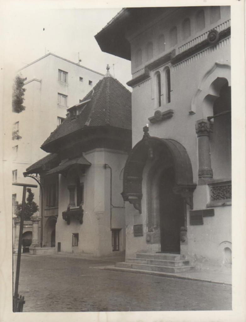 Casa lui I. C. Bratianu - bucuresti centenar