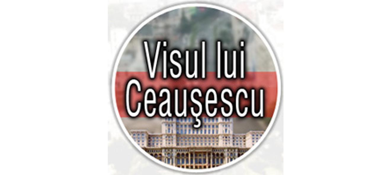 Tur ghidat - visul lui ceausescu - bucuresti centenar
