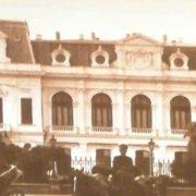 Istoria Palatului Regal - bucuresti centenar