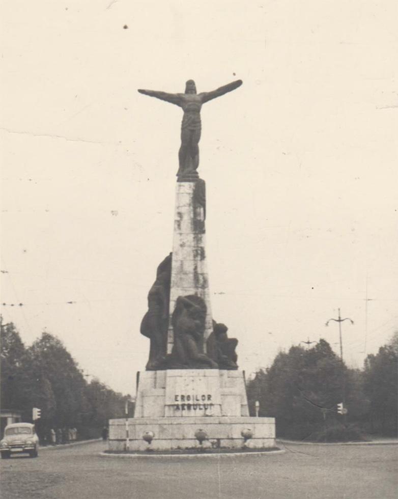 Monumentul Eroilor Aerului - bucuresti centenar