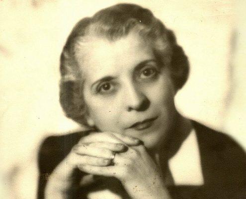 Olga Greceanu - bucuresti centenar