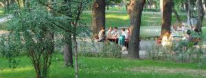 Parcul kiseleff - bucuresti centenar