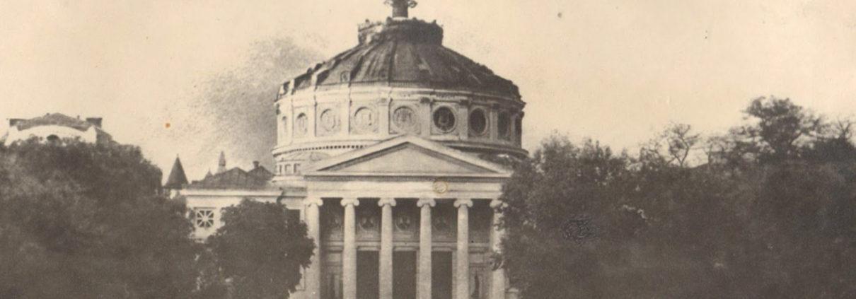 ateneul roman - bucuresti centenar
