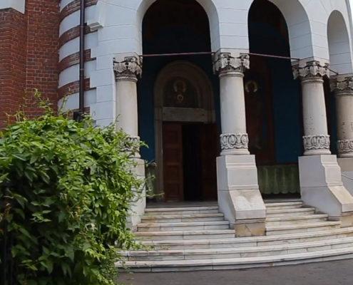 biserica visarion - bucuresti centenar