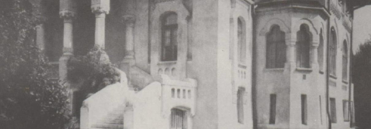 Casa Oprea Soare - bucuresti centenar
