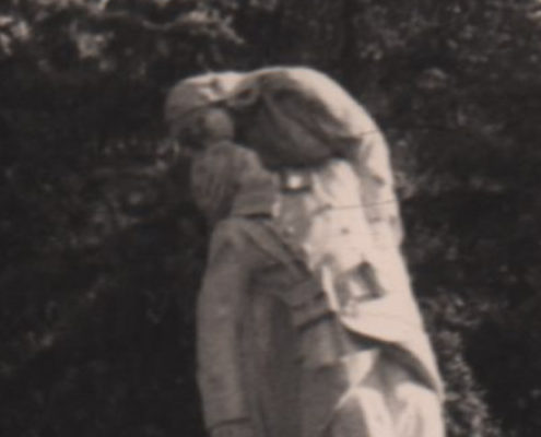 monumentul eroilor francezi - bucuresti centenar