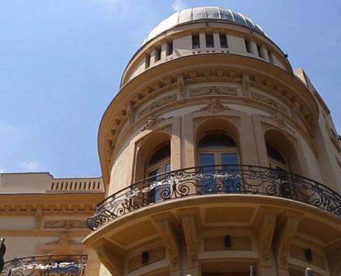 observatorul astronomic - bucuresti centenar