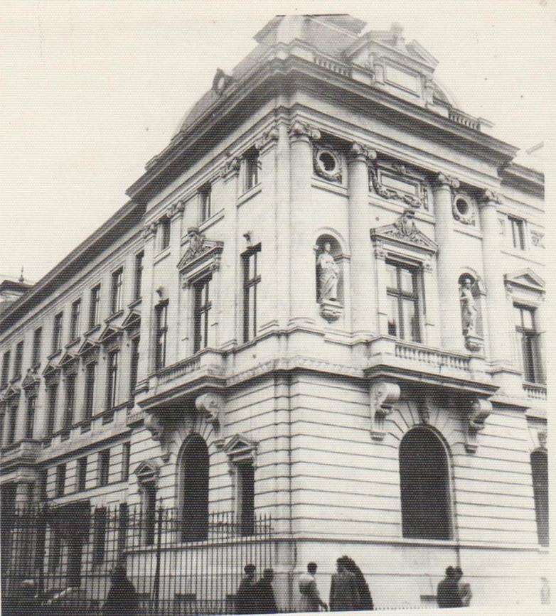 palatul bancii nationale romane - bucuresti centenar
