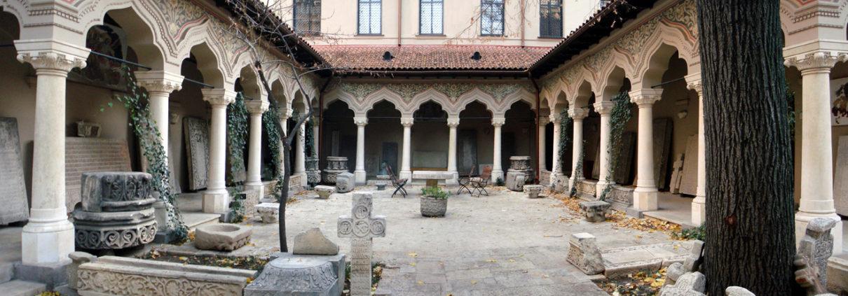 bucuresti centenar - biserica stavropoles