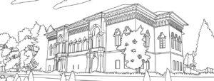 palatul mogosoaia - bucuresti centenar