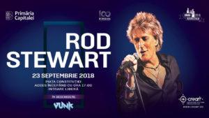 bucuresti centenar - concert rod stewart