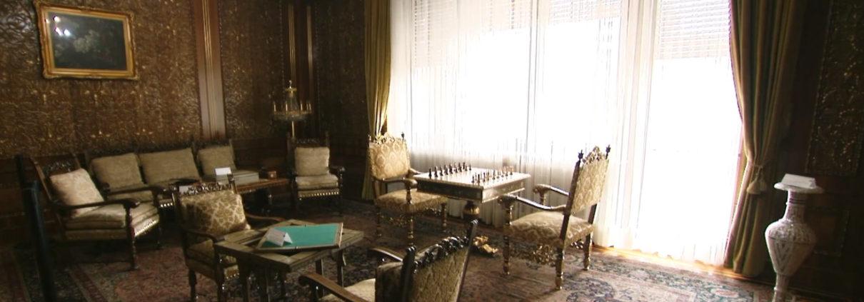 palatul primaverii - bucuresti centenar