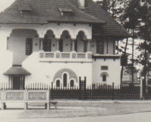 Vila Minovici - bucuresti centenar
