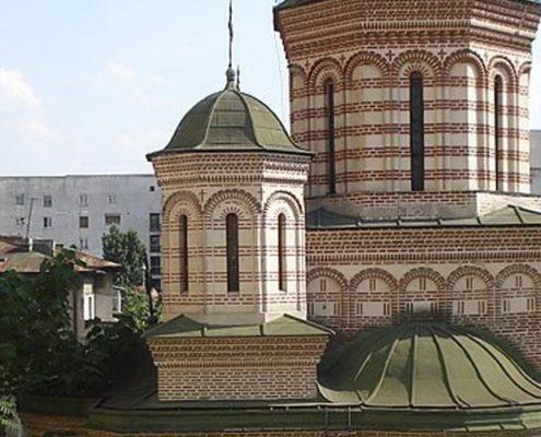 biserica mihai voda - bucuresti centenar