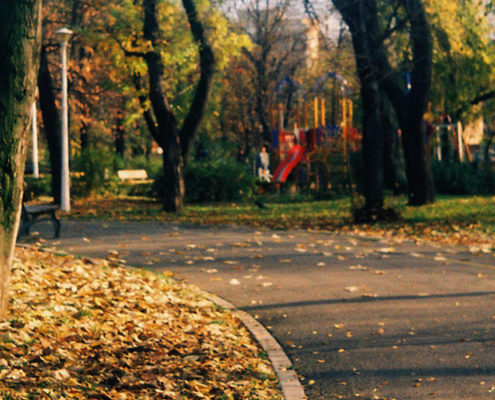 parcul bazilescu - bucuresti centenar