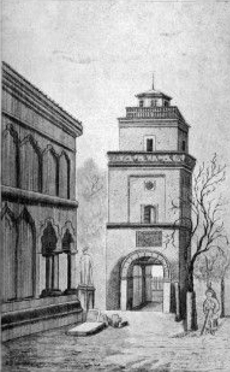 turnul coltei - bucuresti centenar