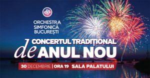 concert de anul nou - bucuresti centenar