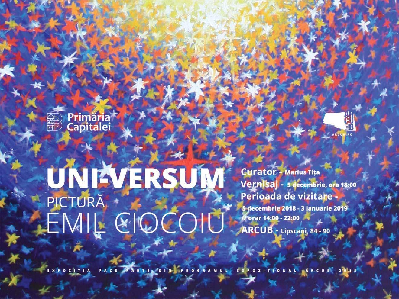 expozitia uni-versum - bucuresti centenar