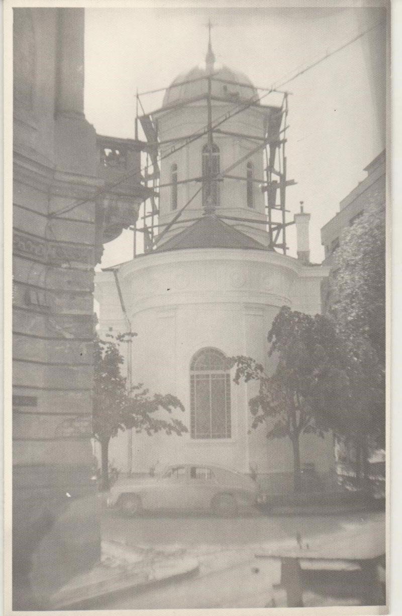 biserica alba sfantul nicolae - bucuresti centenar