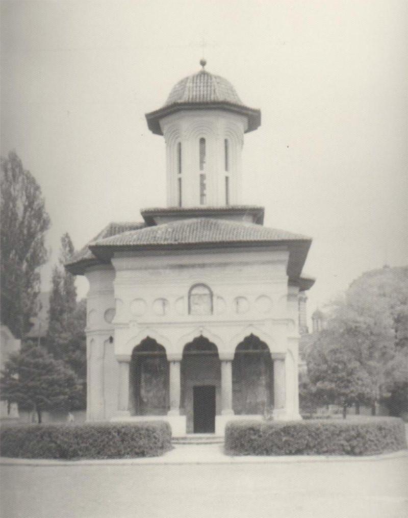 biserica sfantul elefterie vechi - bucuresti centenar