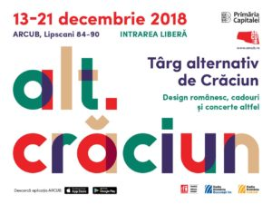 eveniment alt craciun - bucuresti centenar